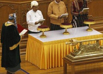 Myanmar Repeals  Anti-Dissent Law