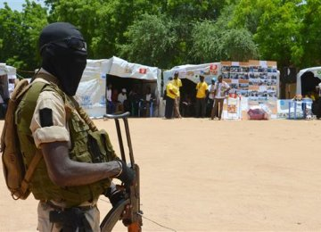 Niger Soldiers Killed in Refugee Camp Attack