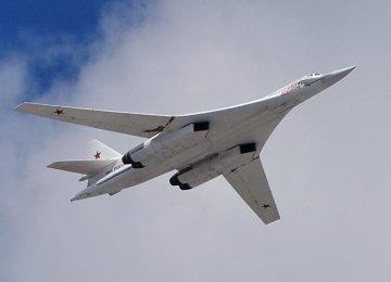 NATO Jets Scrambled as Russian Bombers Fly South
