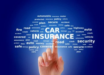 Personal auto policies solely account for 41.5% of insurers' generated premiums.
