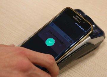 Bank Mellat Unveils NFC Payment System
