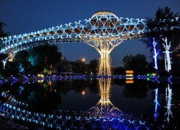 Tehran's Nature Bridge Wins Architecture Award