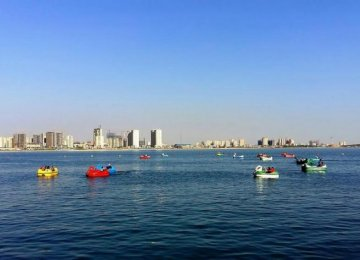 Around $228 million (8,000 billion rials) was spent on the lake construction.