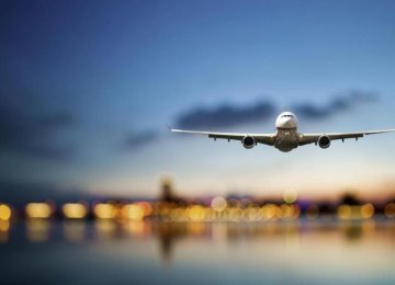 Commercial airplanes account for 11% of all emissions from the global transportation sector.