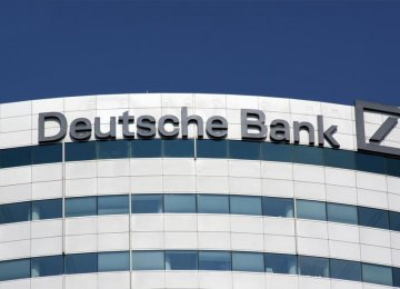 Deutsche Bank shares have come under pressure as there is no US Department of Justice settlement deal in sight.