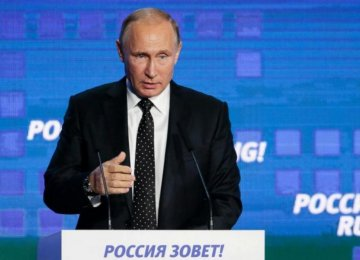 Putin Says More Needs to Be Done to Stabilize Economy