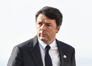 Renzi's Gamble Gets Real for Investors