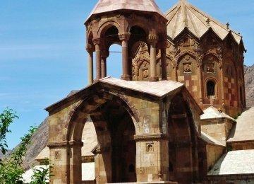 Saint Stepanos Monastery Museum Opens in NW Iran