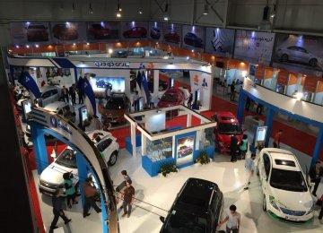 Iran Auto Show Slated for Feb.