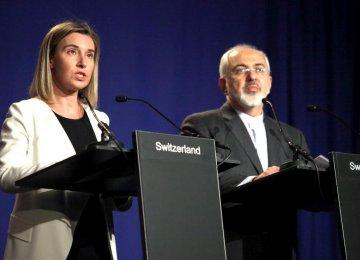 Iran, 6 Powers Reach  Milestone Nuclear Deal