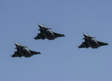 Egypt, France in Joint Military Exercises