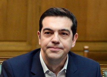 Tsipras Blasts IMF 'Stalling Tactics'