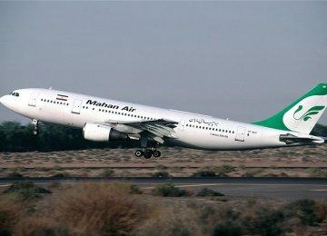 Saudi Ban on Mahan Air Downplayed