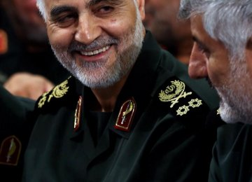 General Defends Iran's Regional Performance
