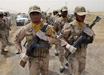 IRGC Busts Terror Group