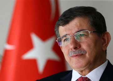Turkish PM in Tehran to Discuss Trade, Syria