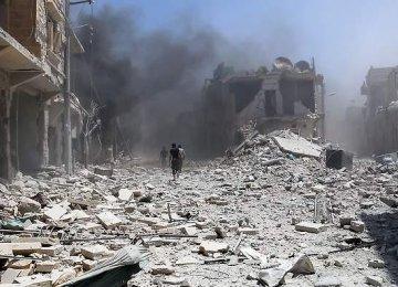 Deadly Attacks on Kurdish Quarter in Aleppo