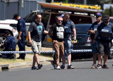 3 Men Shot in Aussie Shooting