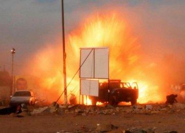 12 Dead in Baghdad Car Bombings