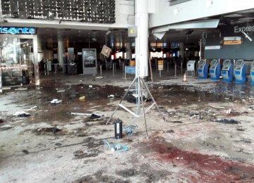 Police Strike Halts Brussels Airport Reopening