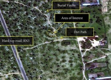 Burundi Reveals 1st Mass Grave