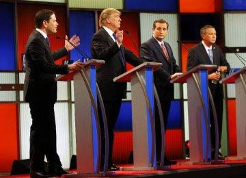 Republicans Call for Deserting Trump