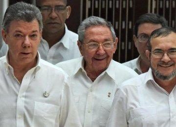 FARC Seeks Pope Francis' Help