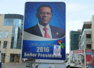 Equatorial Guinea Set to Hold Controversial Reelection