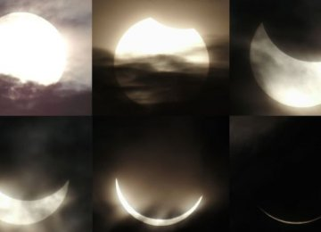 """Indonesia Sees """"Magical"""" Solar Eclipse"""
