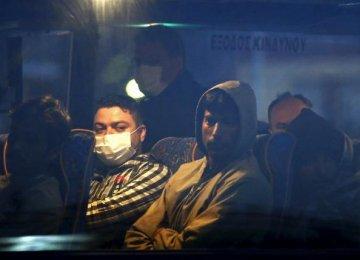 Greece Ferries Migrants to Turkey Under EU Deal