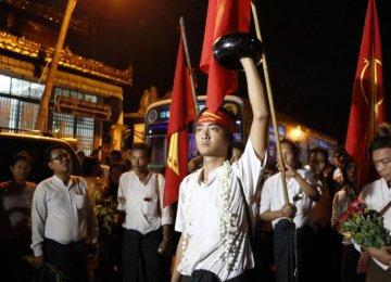 Myanmar Frees Over 100 Political Prisoners, Jails 2