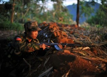 Myanmar's Suu Kyi Reaches Out to Rebels