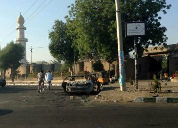 Suicide Bombers Kill 22 in Nigeria