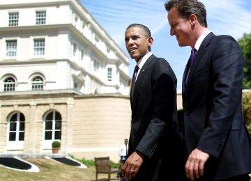 Obama Wades Into Brexit Debate on UK Visit