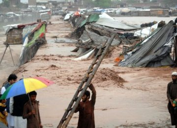 Pakistan Floods Kill at Least 53