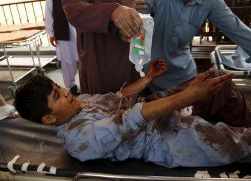 Suicide Bomber Kills 8 in Pakistan Court Compound