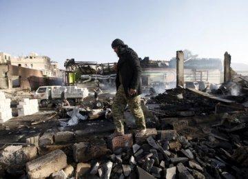 1 Dead in Riyadh Blast Claimed by IS
