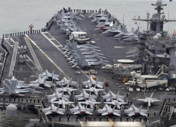 US Defense Secretary to Visit Carrier in S. China Sea