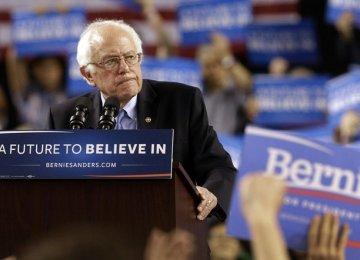 Sanders: Primary Losses Due to Poor People Not Voting