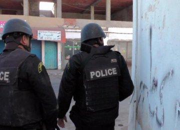 Death Toll of Tunisia Clashes Reaches 50