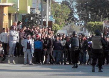 5 Gunmen Killed Near Tunisia-Libya Border