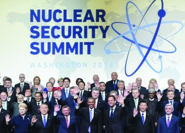 Amended UN Treaty to Keep Nuclear Materials From Terrorists