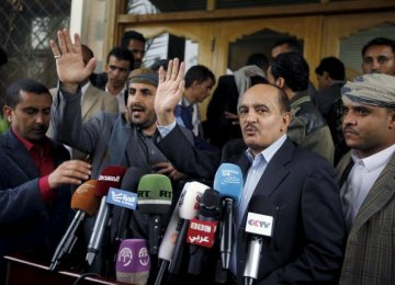 Yemen Peace Talks Show Progress
