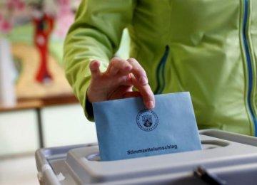 Testing Merkel on Germany Election