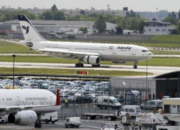 EU Offers to Loosen Restrictions on Iran Air