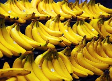 Banana Import Tariffs Cut on Apple Exports