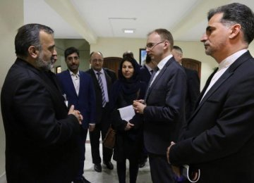 Tehran, Warsaw Agree to Boost Commerce