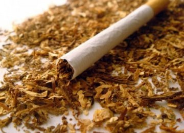 Majlis Warned Against Raising Cigarette Prices