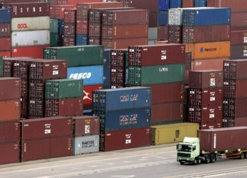 Imports From Turkey Down 23%