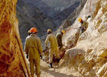 Ambitious Mining Deal With Afghanistan